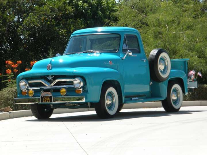 Ford F-100 #7700212