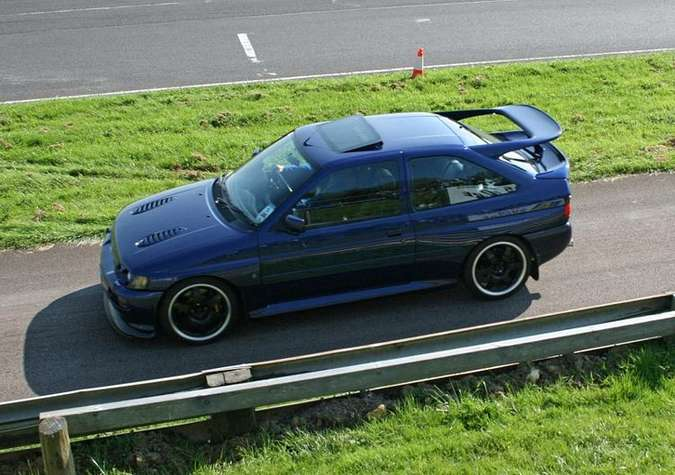 Ford Escort RS Cosworth #9623830