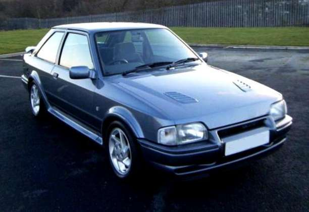 Ford Escort RS Turbo #9893438