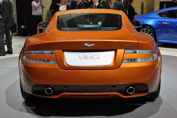Aston Martin Virage #8205673