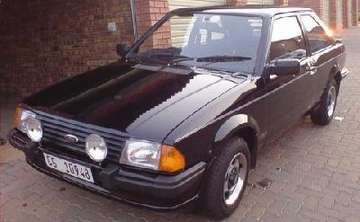 Ford Escort XR3 #8633160