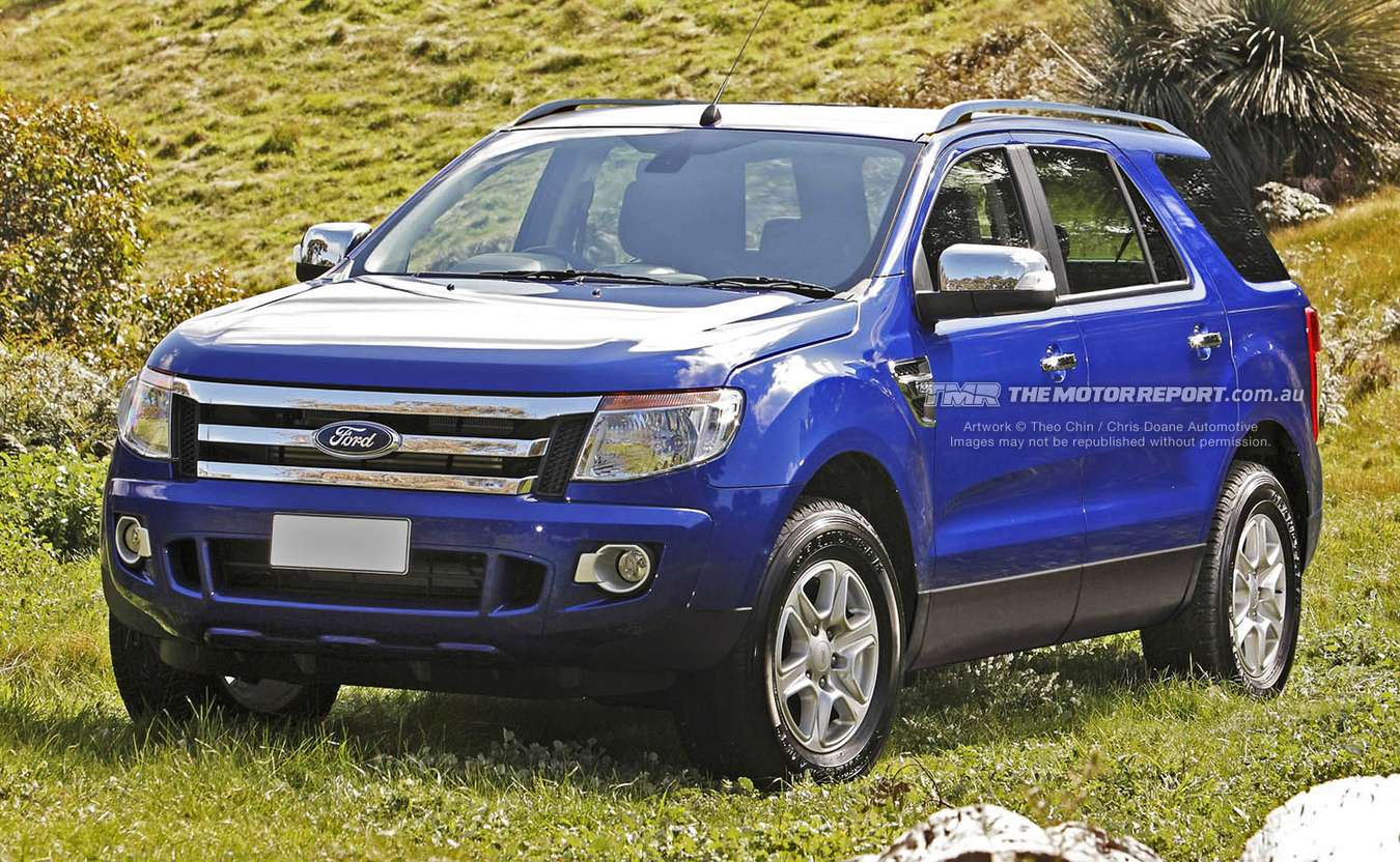 Ford Everest #8964556