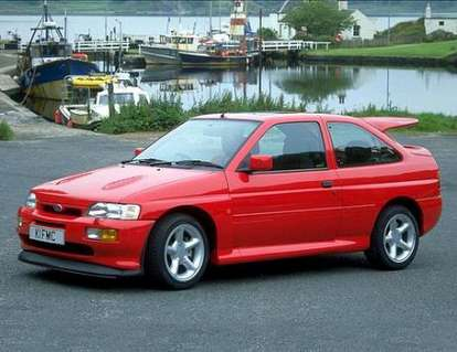 Ford Escort RS Cosworth #8995492