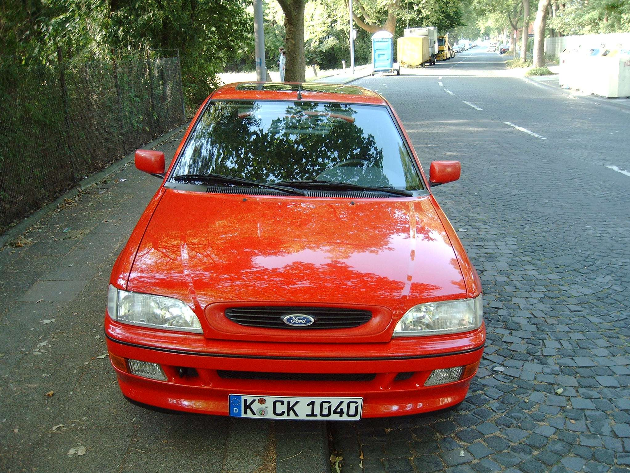 Ford Escort Xr3i #8556208