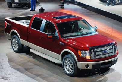 Ford F-150 #7360239