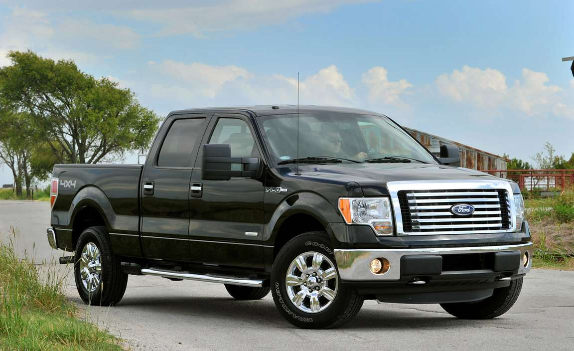 Ford F-150 #7599166