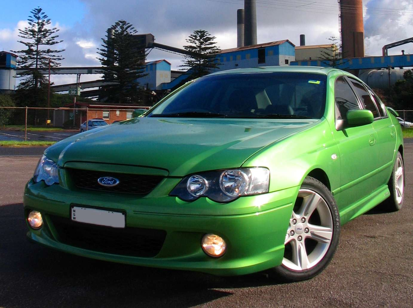 Ford Falcon XR6 #8858480