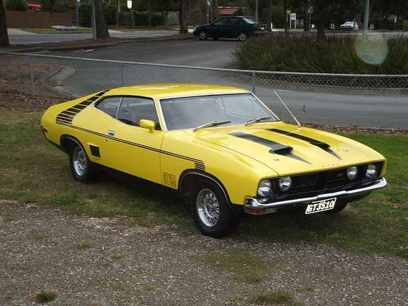 Ford Falcon XB #8393526