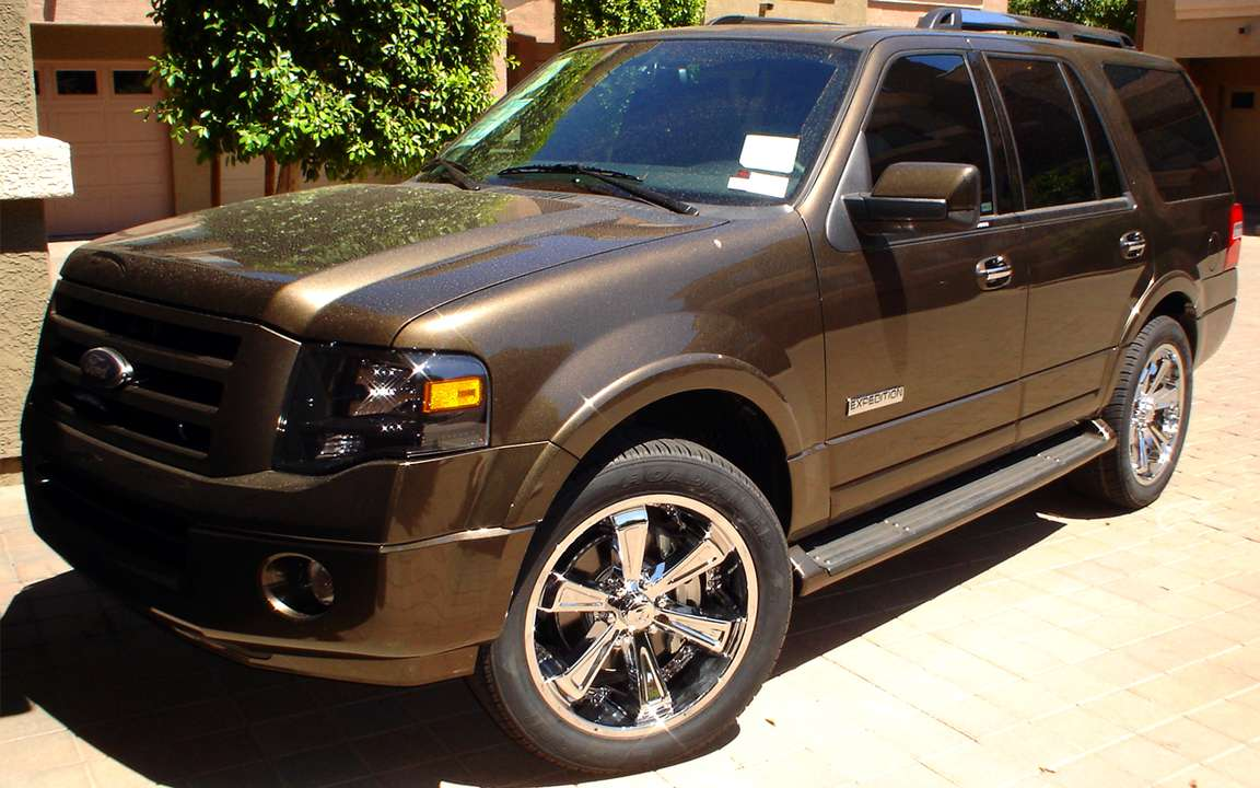 Ford Expedition EL #7719285