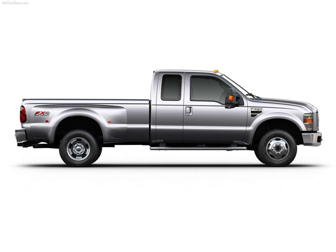 Ford F-350 Super Duty #8302722