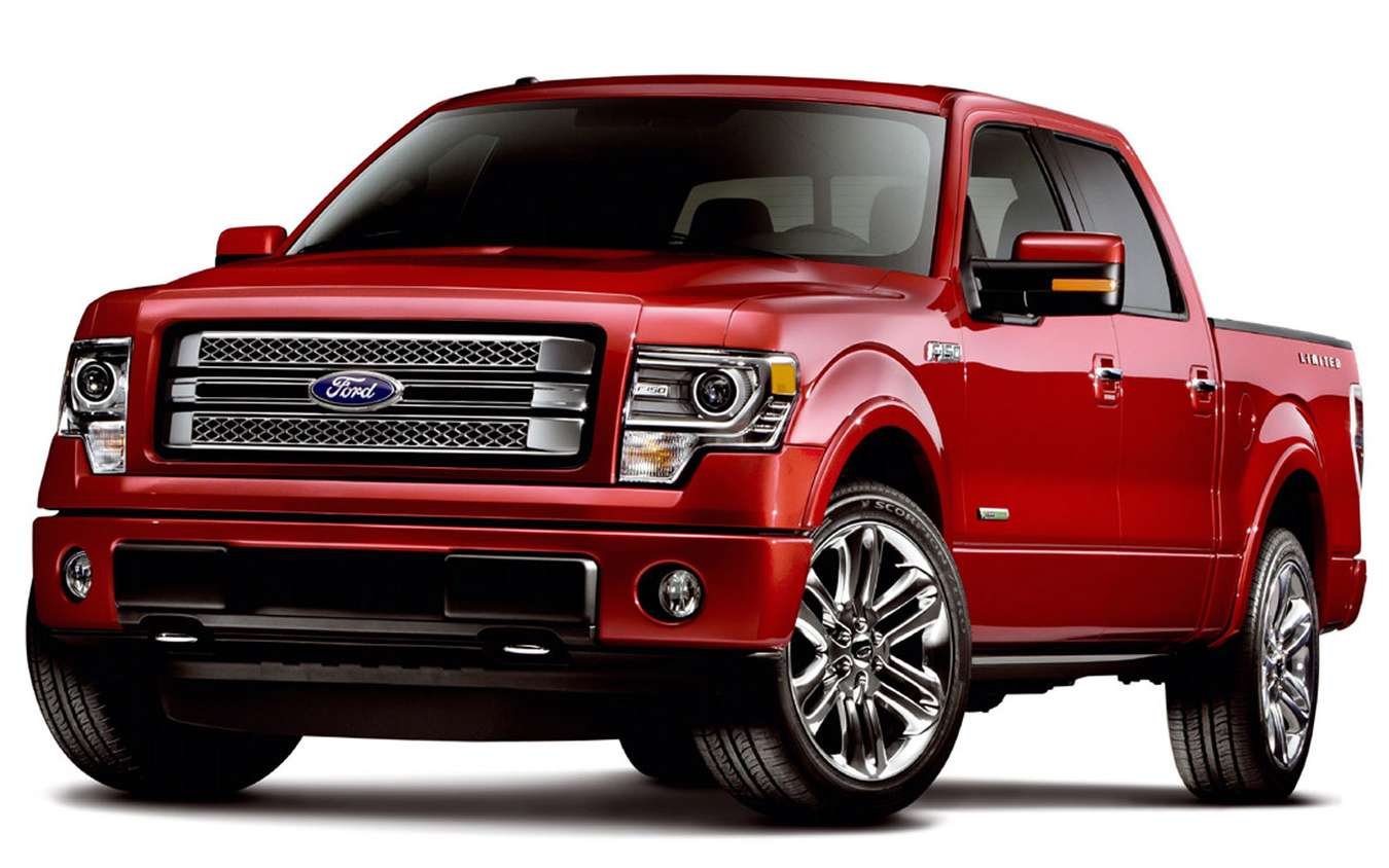 Ford F-150 #7277566