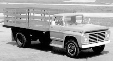 Ford F600 #7346967