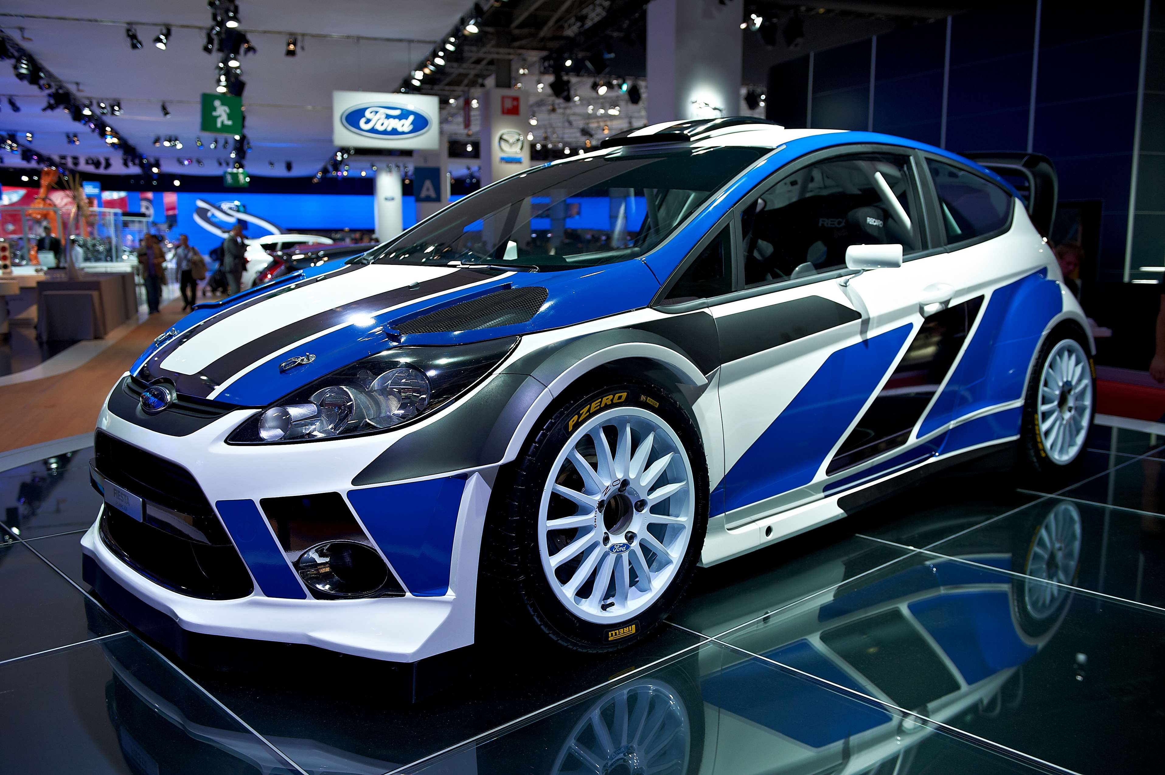 Ford Fiesta RS WRC #9490337