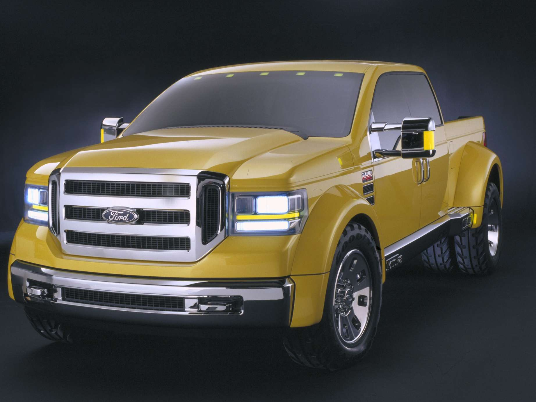 Ford F-350 #9655299