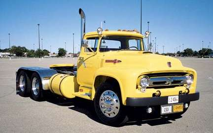 Ford F600 #7058214