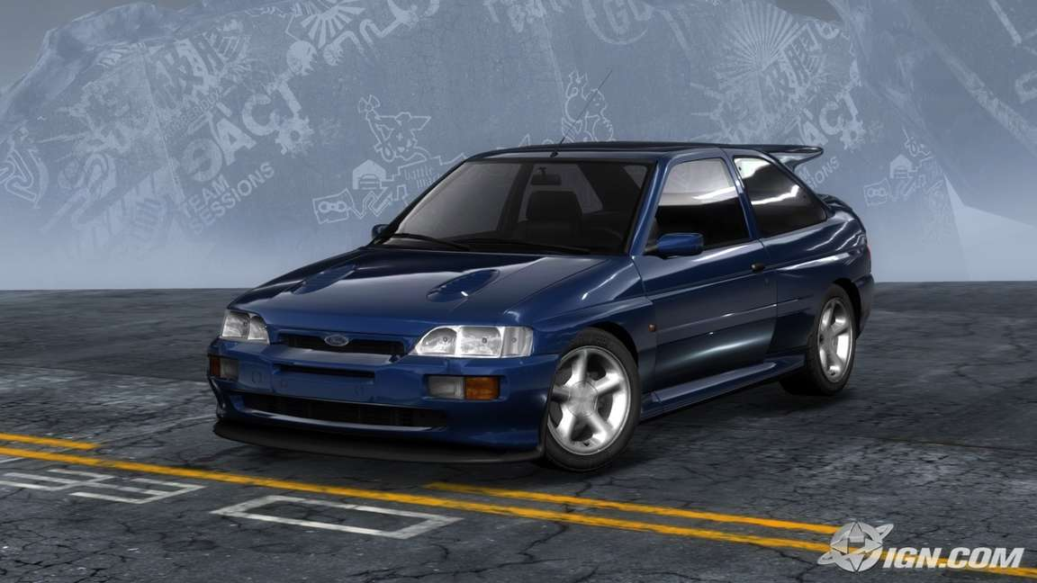 Ford Escort RS Cosworth #9046948