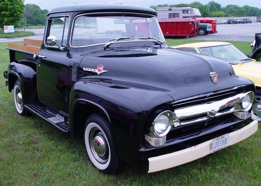 Ford F100 #9638487