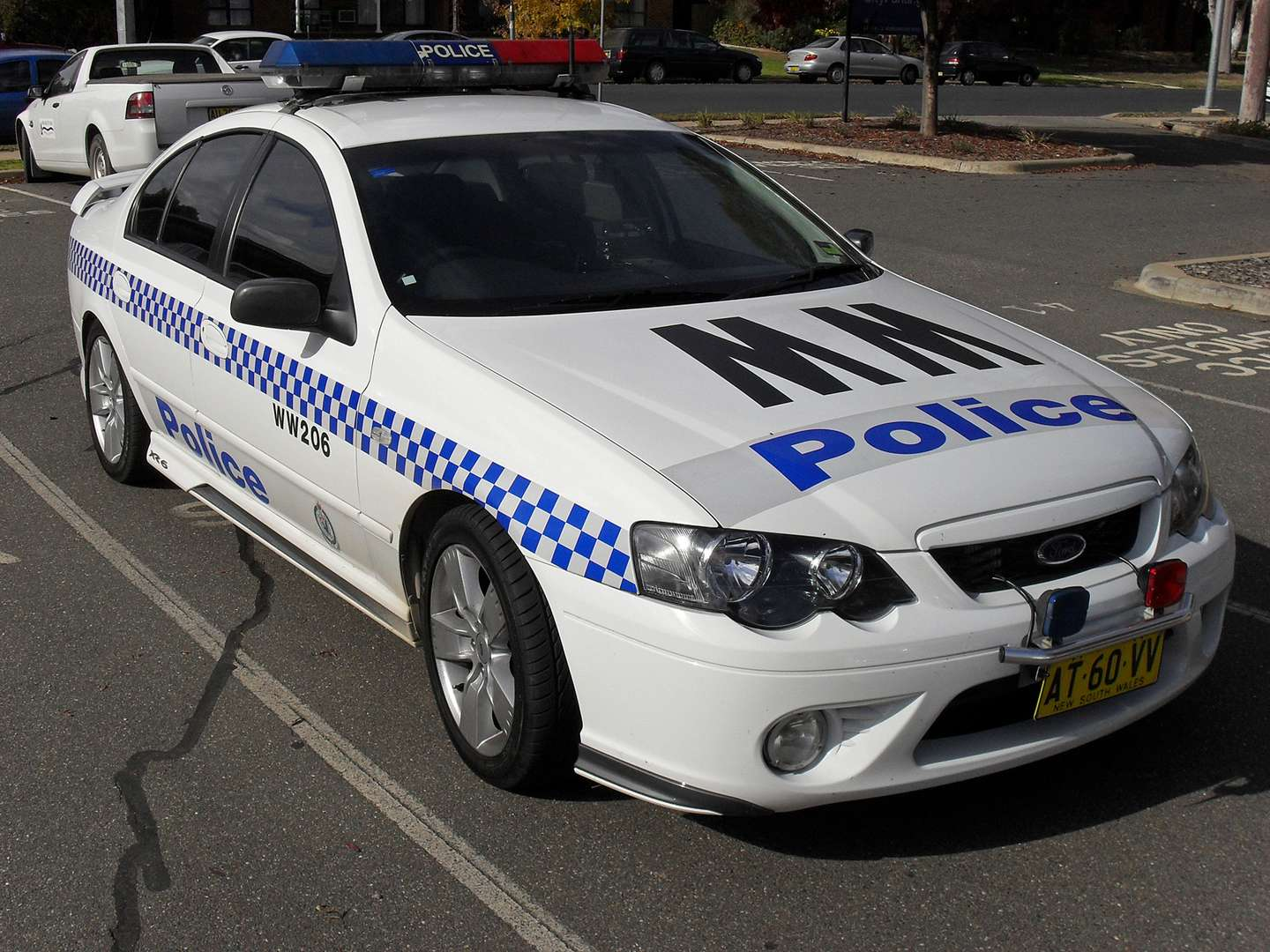 Ford Falcon XR6 #7701418