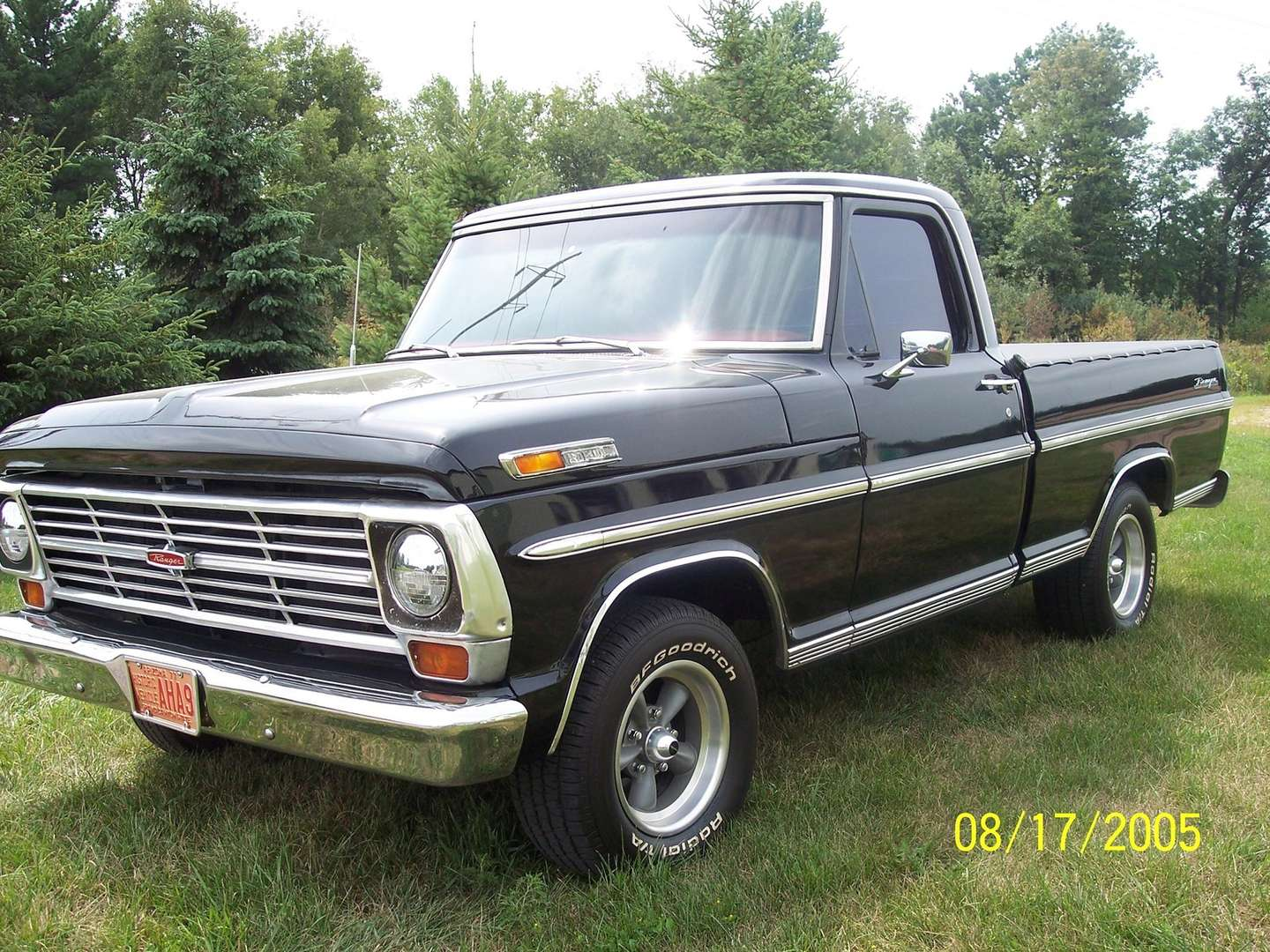 Ford F-100 #9860121