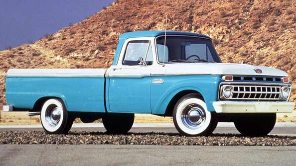 Ford F100 #7878110