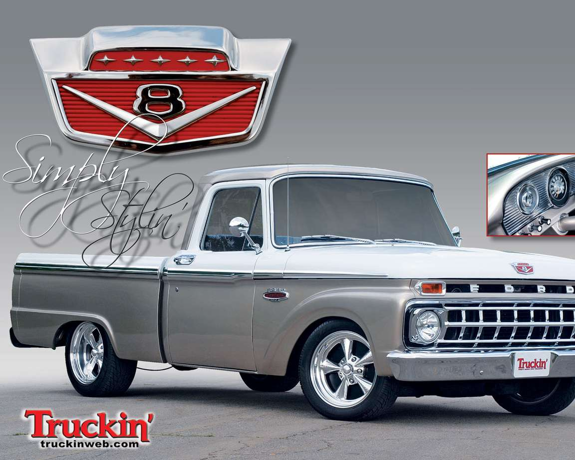 Ford F100 #8295887