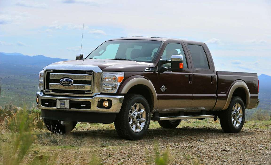 Ford F-250 #8678661
