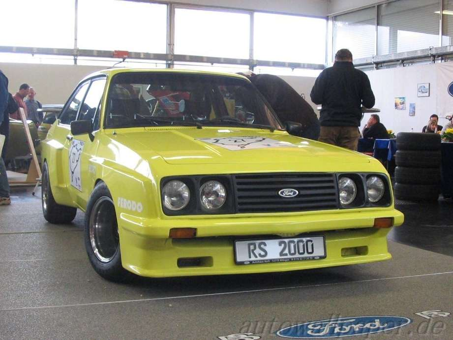Ford Escort RS2000 #9010786