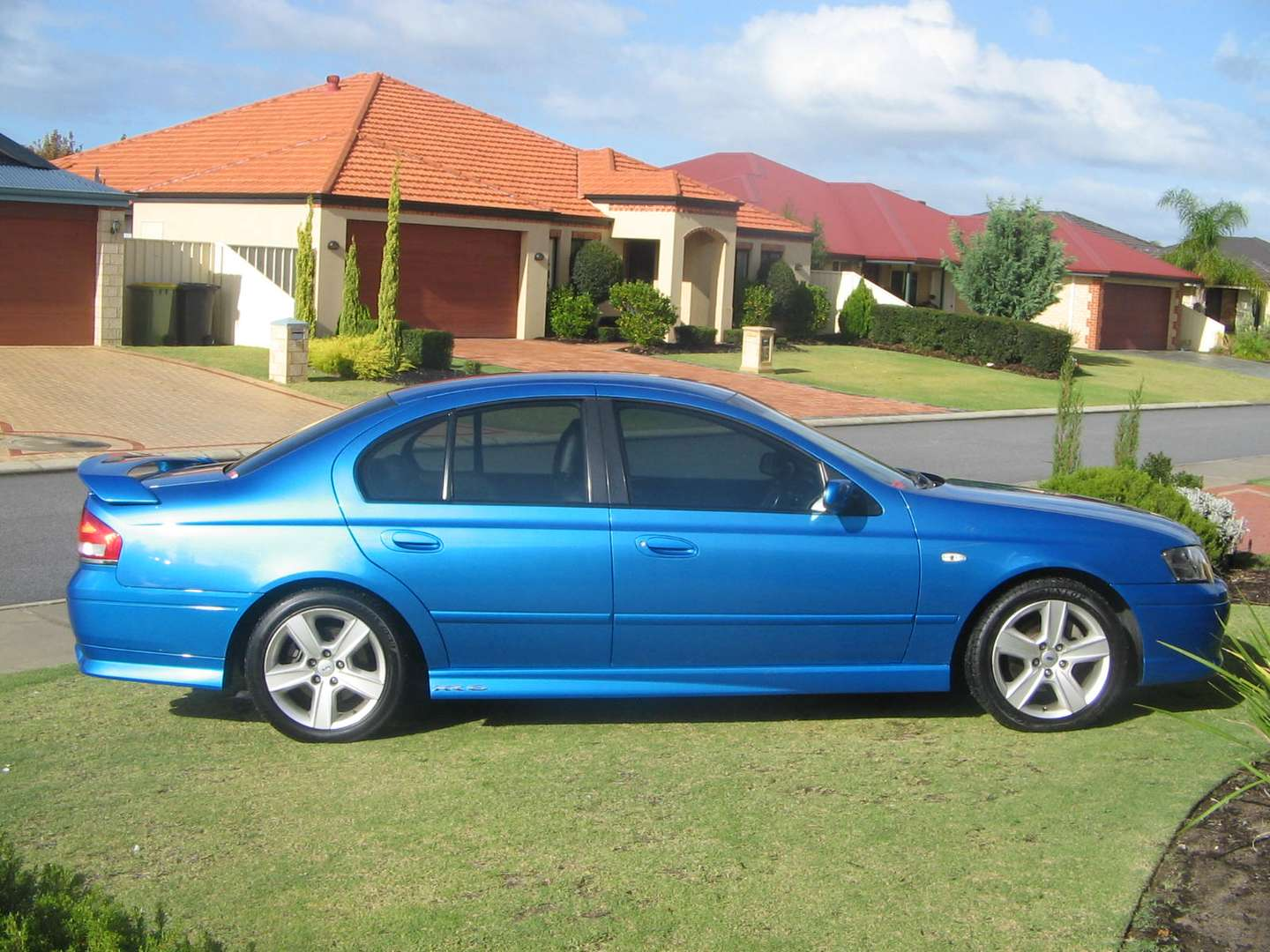 Ford Falcon XR6 #8079667