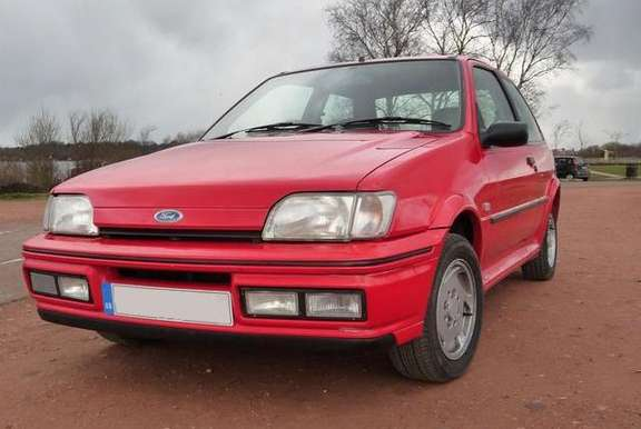 Ford Fiesta XR2i #7078292