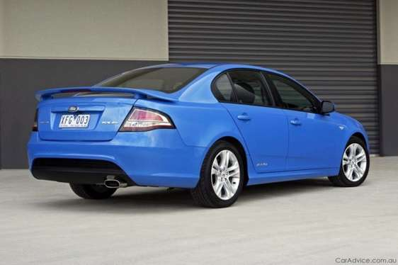 Ford Falcon XR6 #8268043