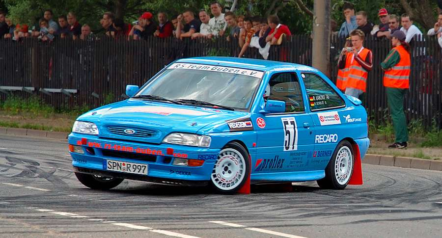 Ford Escort RS2000 #9226711