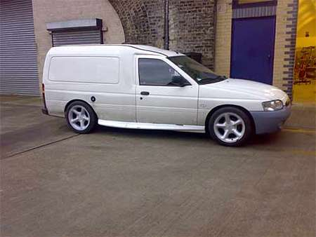 Ford Escort Van #7440717