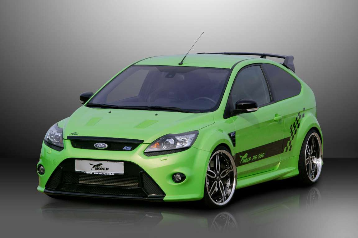 Ford Focus RS #7691985