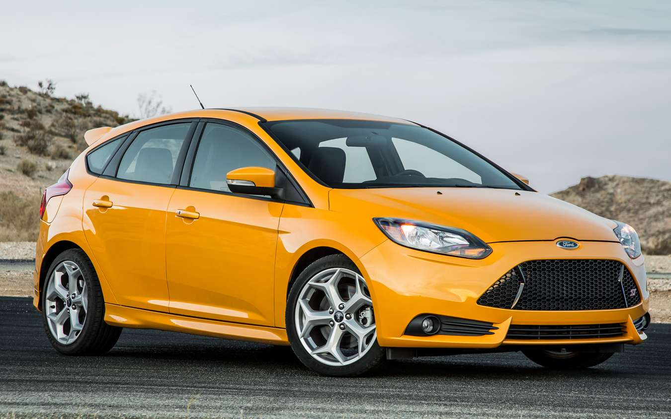 Ford Focus ST #9983544