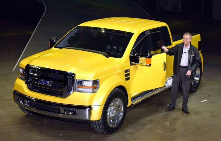Ford F-350 #7811570