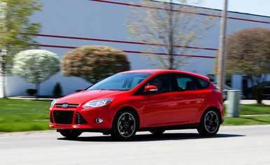 Ford Focus Hatch #7849826