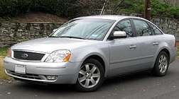 Ford Five Hundred #8860341