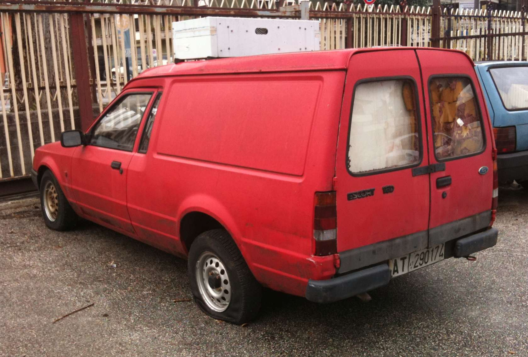 Ford Escort Van #7107452