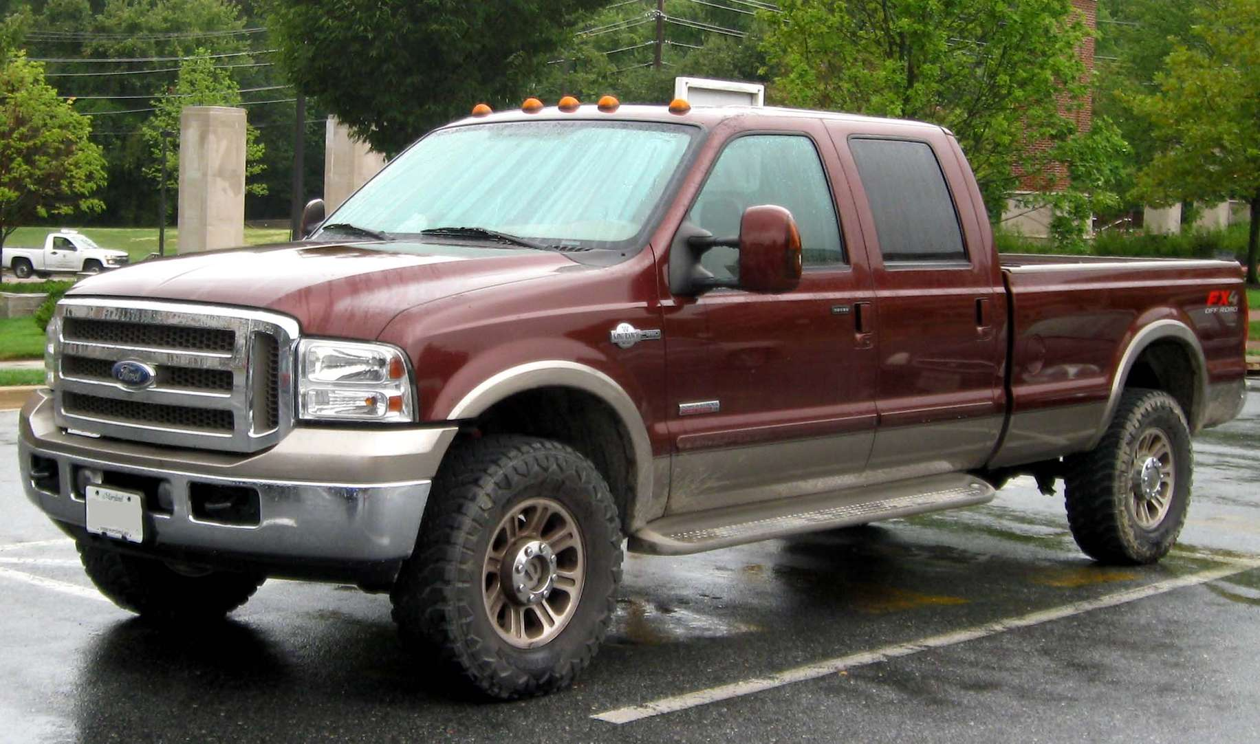 Ford F-350 #8303724