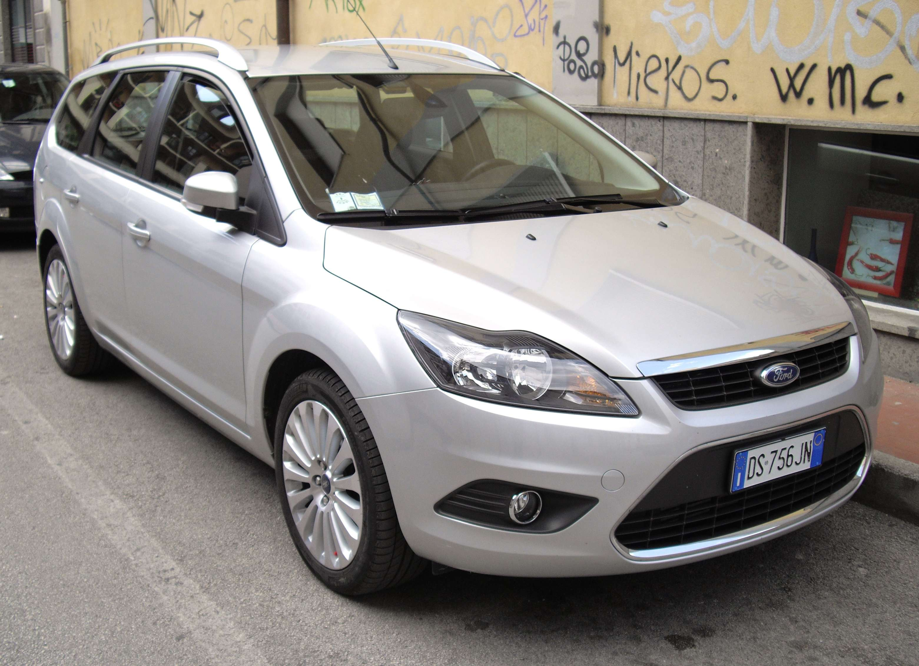 Ford Focus SW #9057511