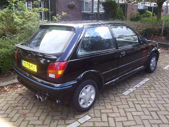 Ford Fiesta XR2i #7375395