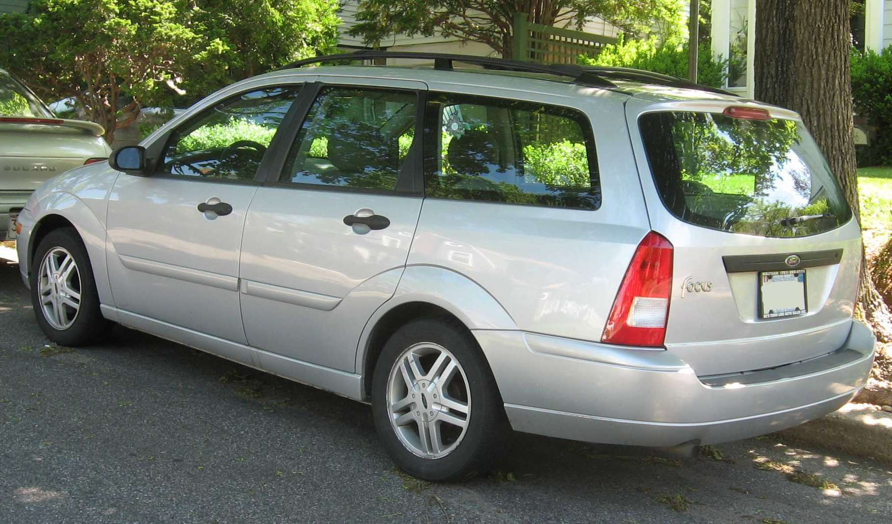 Ford Focus Wagon #9190328