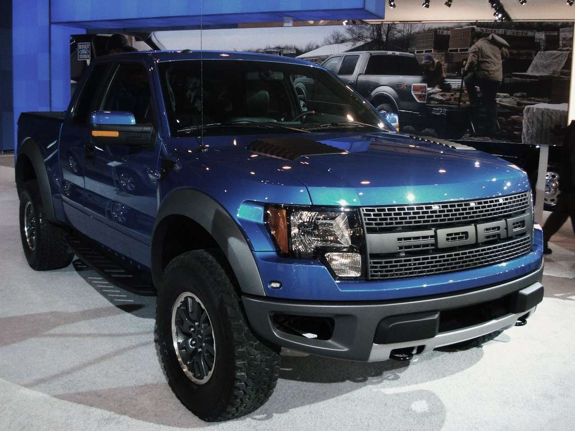 Ford F-150 SVT Raptor #8007265