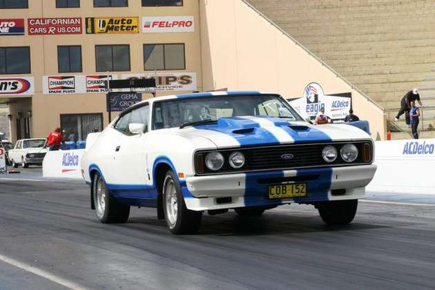 Ford Falcon XB #7205740
