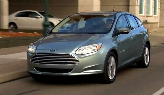 Ford Focus Electric #7599103