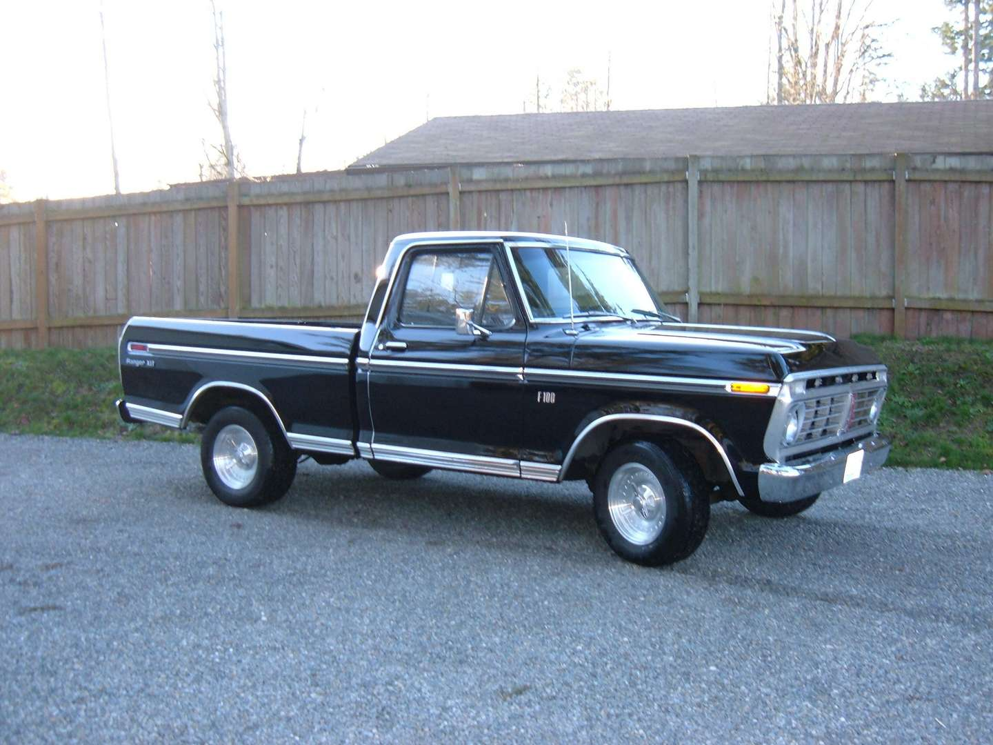Ford F100 #8922124