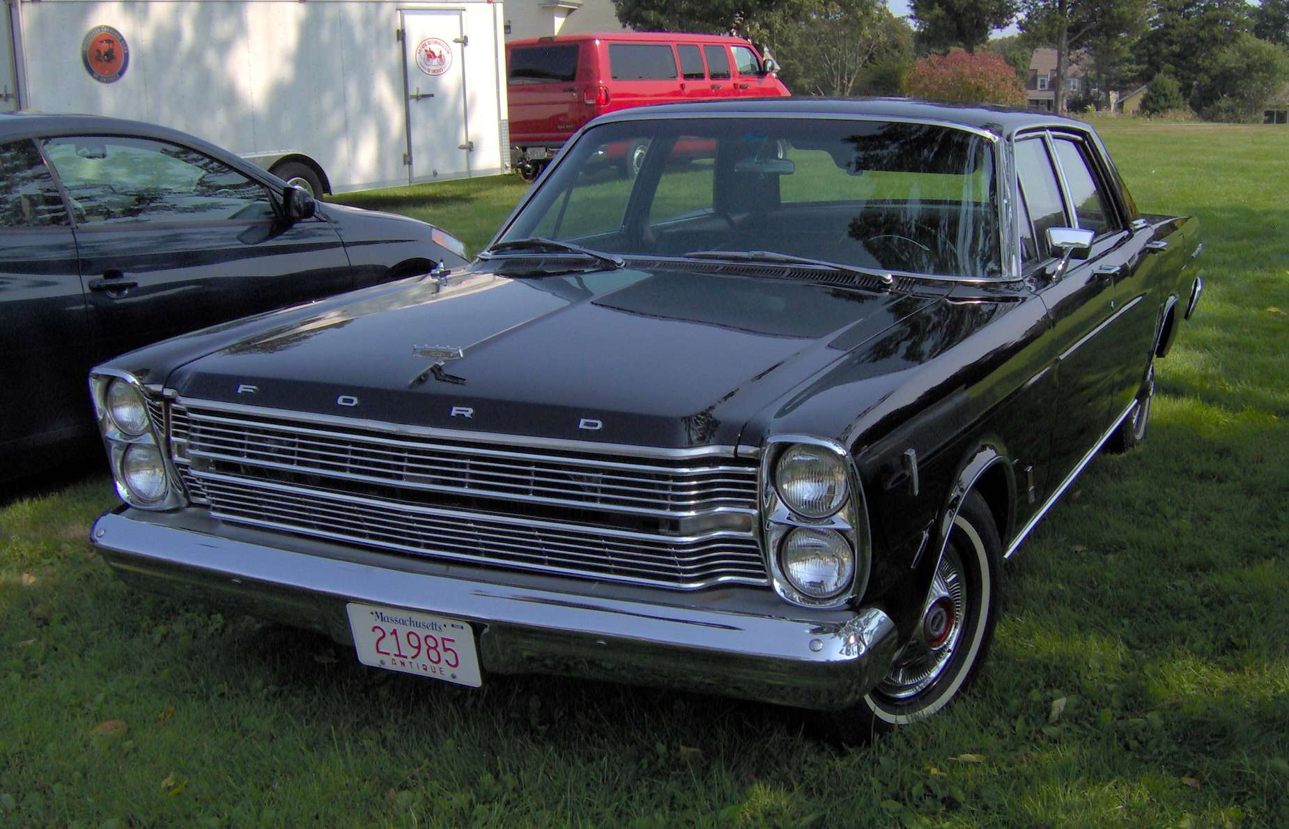 Ford Galaxie 500 #7477490