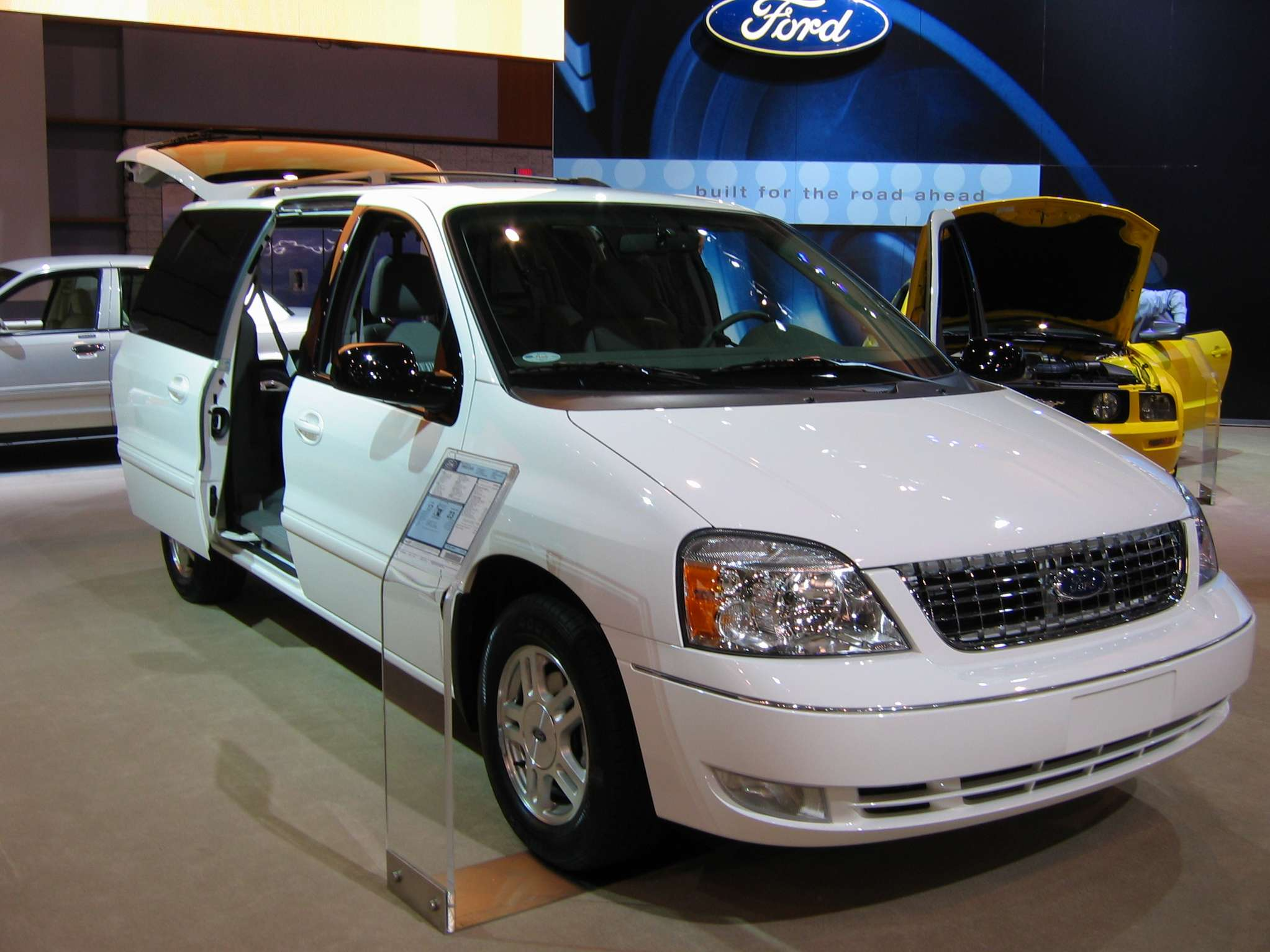Ford Freestar #8953325