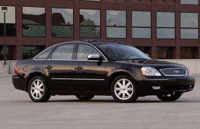 Ford Five Hundred #7126225