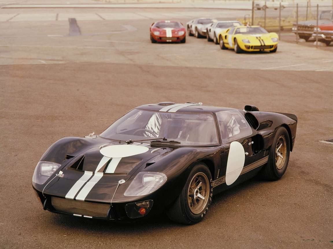 Ford GT40 #8819268